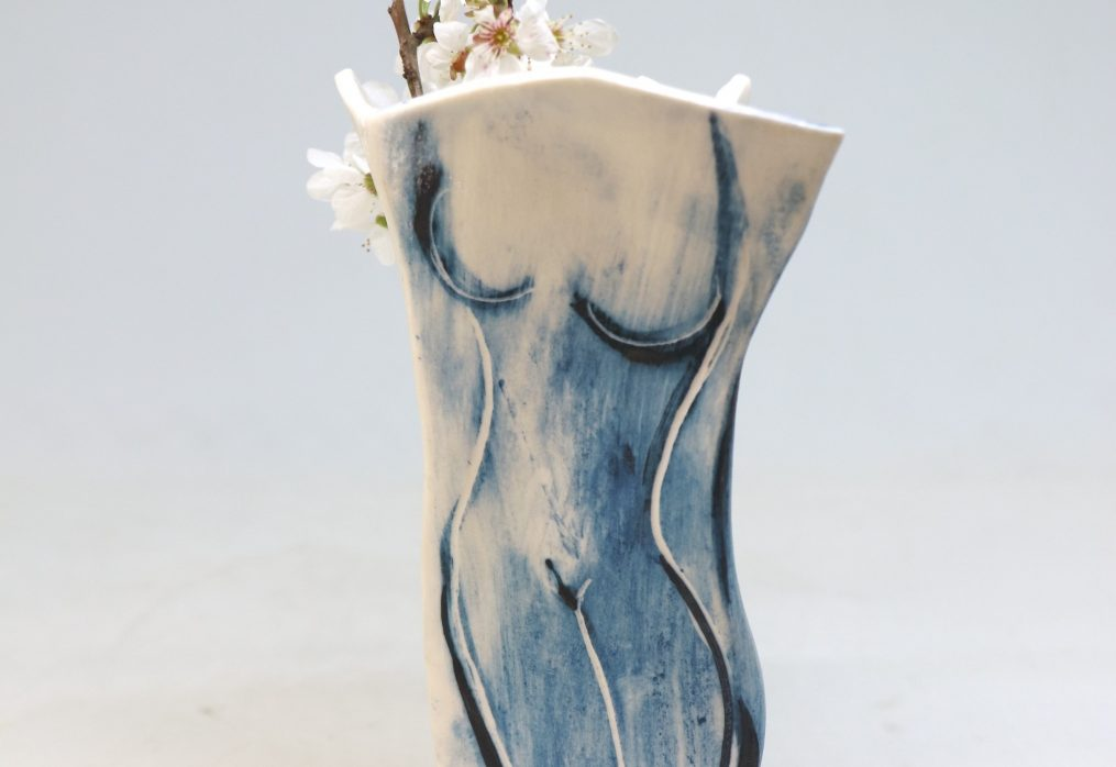 Vaza Tri gracije. Vase of Three Graces.