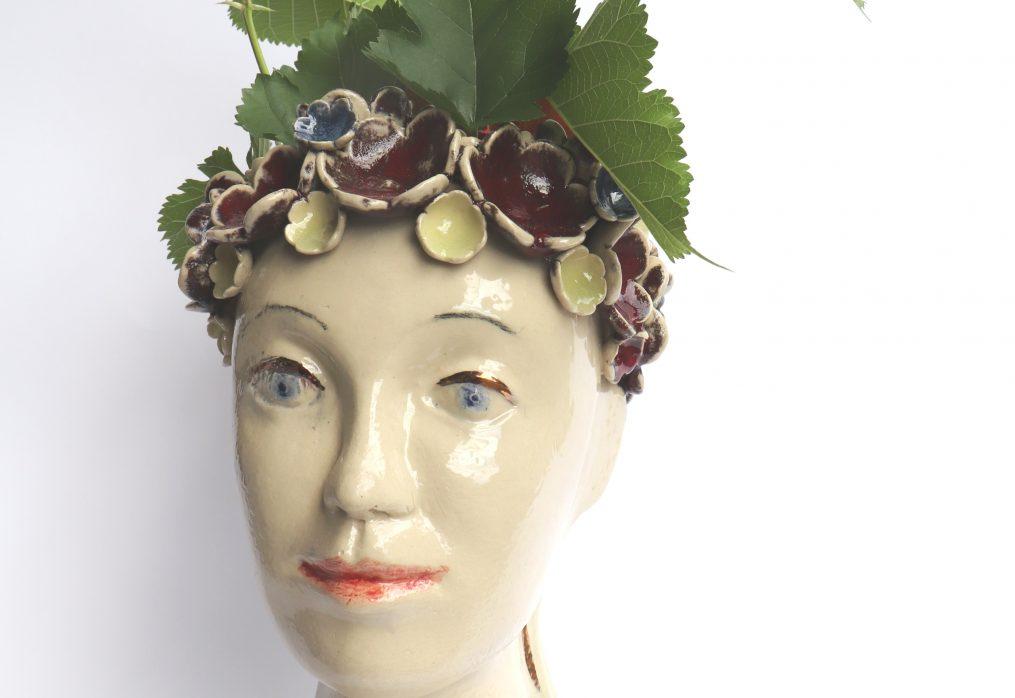 Vaza Flora- Flora vase